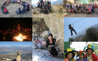 Saiga Conservation Alliance's First 'Saiga Youth Wildlife Camp'