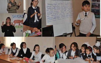 Young Uzbek Reporters Seminar