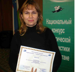Saiga News scoops top award in Uzbekistan
