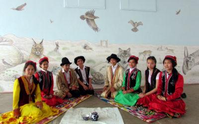 Saiga Day in Uzbekistan in 2014